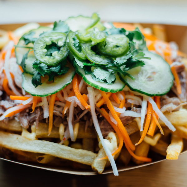 Banh Mi Fries   (GF) (V)