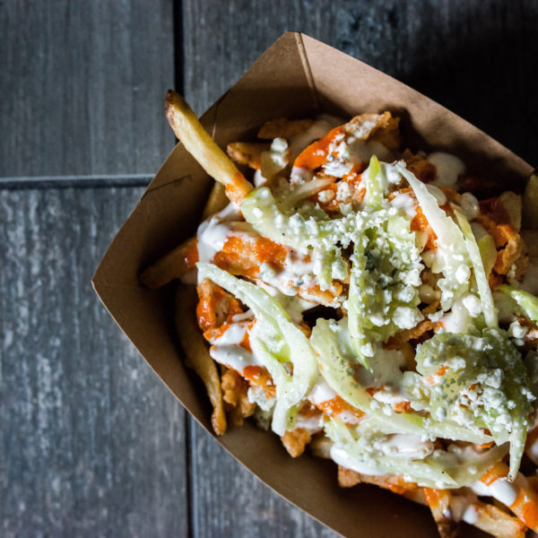 Buffalo Chicken Fries