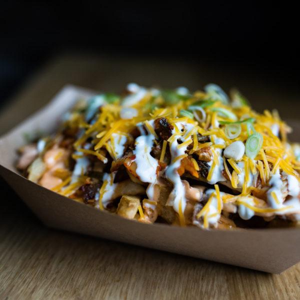 Kimchi Fries   (GF)